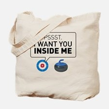 Unique Winter olympic Tote Bag