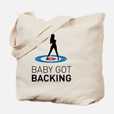 Cute Winter olympic Tote Bag