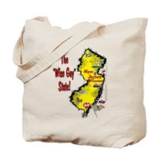 NJ-Wise! Tote Bag