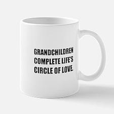 Grandchildren Circle Of Love Mugs