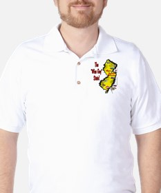 NJ-Wise! Golf Shirt
