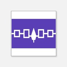 Iroquois Wampum Belt Sticker