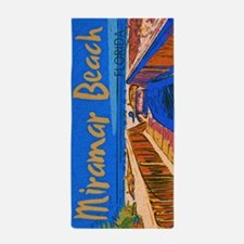 Miramar Florida Beach Towel