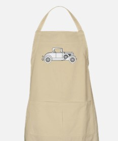 Early Motor Car Outline Apron