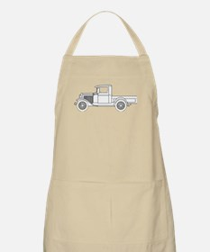 Early Pickup Truck Outline Apron