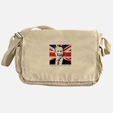 Cute Nigel Messenger Bag