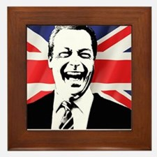 Unique Nigel Framed Tile