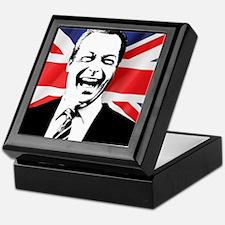 Cute Prime minister Keepsake Box