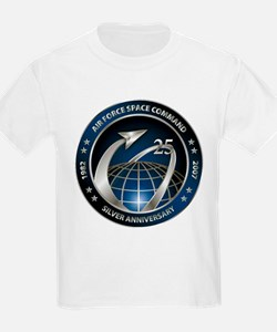 Space Command @ 25! T-Shirt