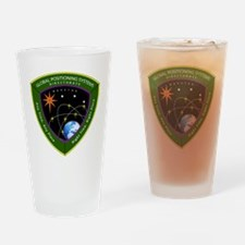 GPS Directorate Drinking Glass