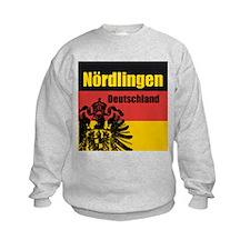 Nördlingen Deutschland  Sweatshirt