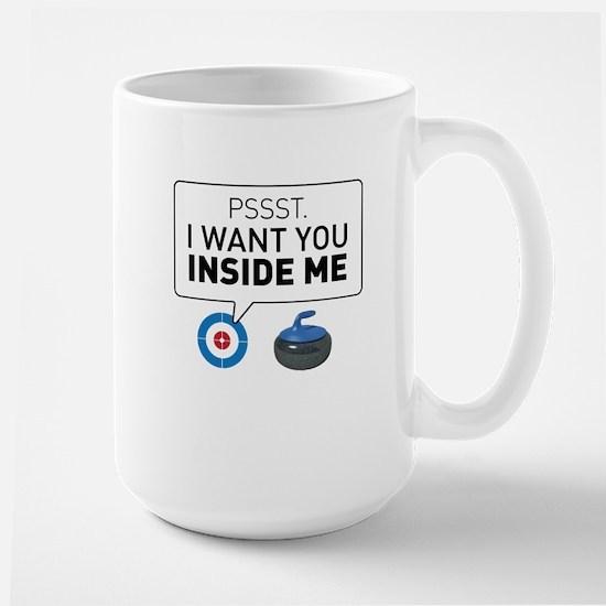 I want you inside me Mugs