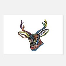 BUCK Postcards (Package of 8)