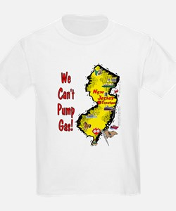 NJ-Gas! T-Shirt