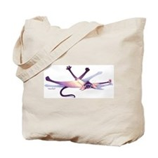 J. S. Perry Siamese Cat Tote Bag