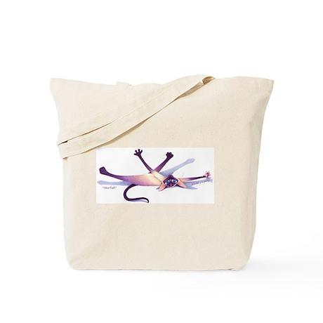J. S. Perry Siamese Cat Tote Bag