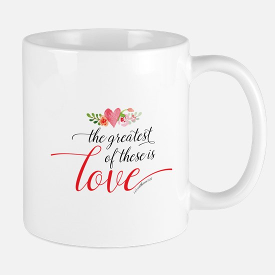 Greatest Love Mugs