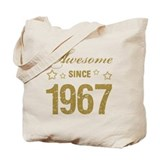 50th birthday gag Regular Canvas Tote Bag
