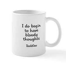 Bloody Thoughts Mug