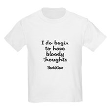 Bloody Thoughts T-Shirt