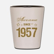 Cute Awesome since Shot Glass