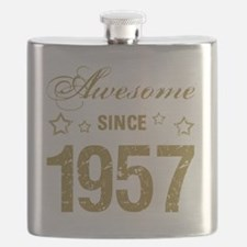 60th Flask