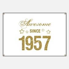 Awesome Since 1957 Banner