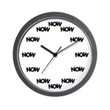 Now Wall Clocks