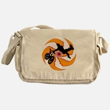 TRICKED Messenger Bag
