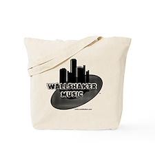 Wallshaker Music Tote Bag