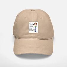Chocolate Veggies Hat