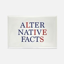 Alternative Facts Rectangle Magnet
