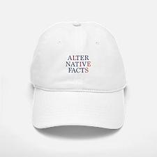 Alternative Facts Baseball Baseball Cap