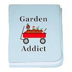 Garden Addict baby blanket