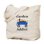 Garden Addict Tote Bag