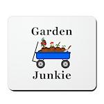 Garden Junkie Mousepad