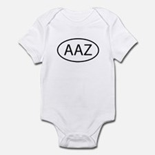 AAZ Infant Bodysuit