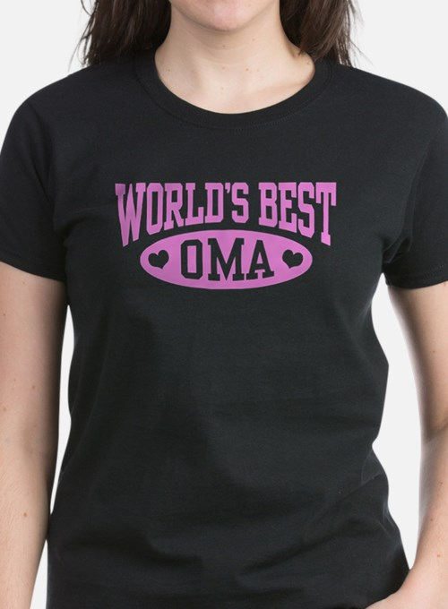 World's Best Oma T-Shirt