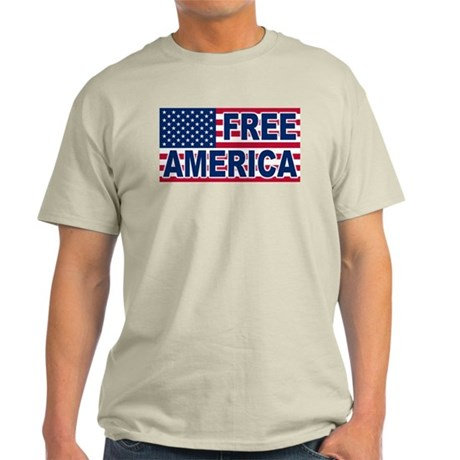 Free America Light T-Shirt