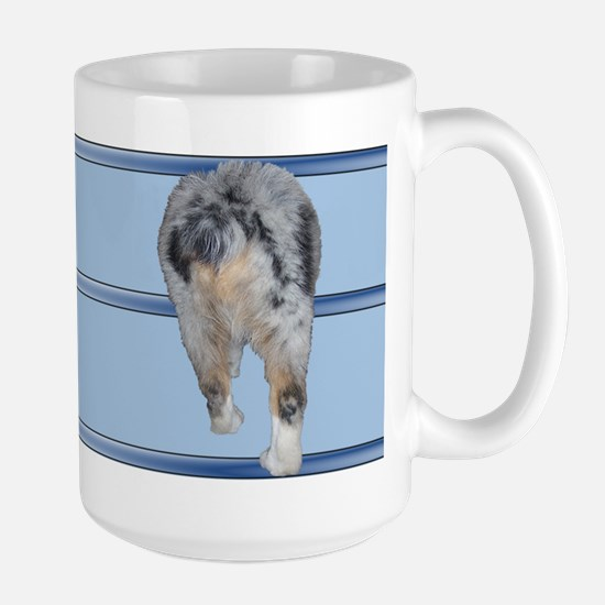 Front/Rear Aussie Mugs