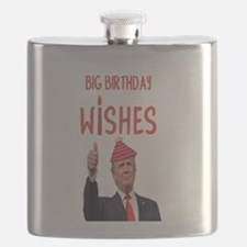 Big Birthday Wishes Flask