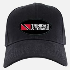 Trinidad & Tobago Flag Baseball Hat