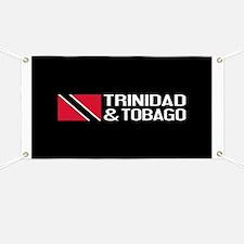 Trinidad & Tobago Flag Banner