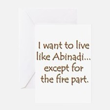LDS Website- Abinadi Greeting Cards