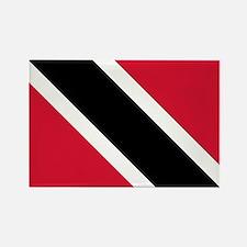 Trinidad & Tobago Flag Rectangle Magnet
