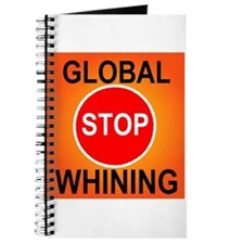 GLOBAL WHINING Journal