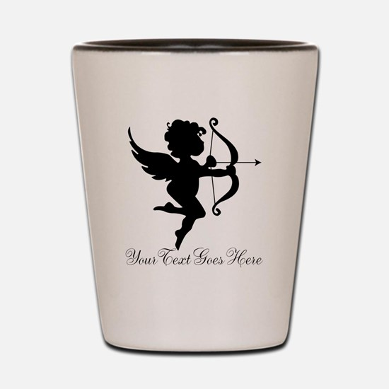 Valentines Day Gifts Cupid Shot Glass