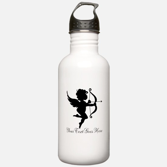 Valentines Day Gifts Cupid Water Bottle