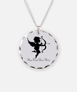 Valentines Day Gifts Cupid Necklace