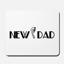 New Dad Mousepad